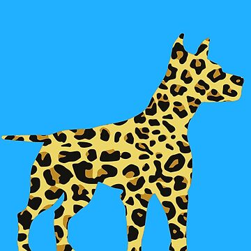 Dog Cheetah by KaylinArt