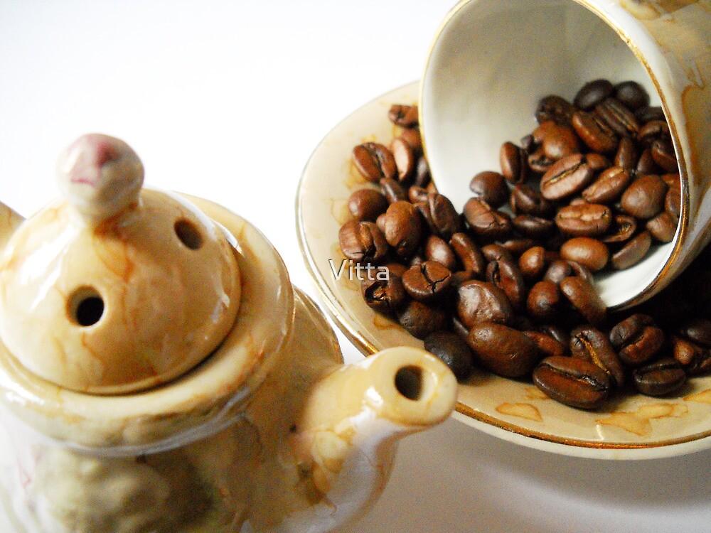 Coffee. by Vitta