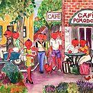 Tomato Town by Anni Morris