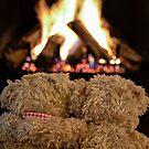 Kuschelige Teddybären von Maria Dryfhout