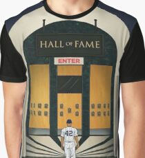 cf54c2391ee89c Limited Design - Mariano Rivera- Hall of Fame Graphic T-Shirt