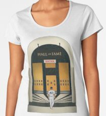 Limited Design - Mariano Rivera- Hall of Fame Women's Premium T-Shirt