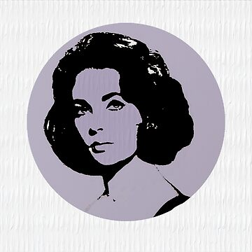 Elizabeth Taylor Paint by michaelroman