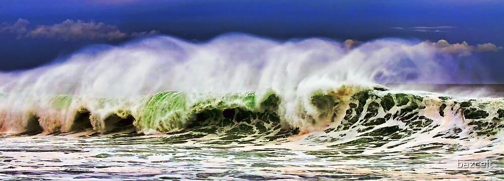 Ocean Power Wave by bazcelt