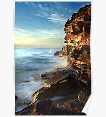 Bronte Cliffs Poster