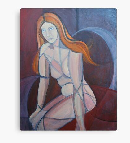 Redhead 2  Canvas Print