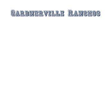 Gardnerville Ranchos by CreativeTs