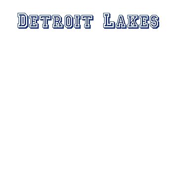 Detroit Lakes by CreativeTs