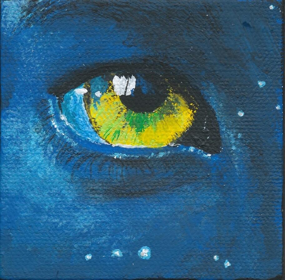 AVATAR Jake Sully by bluebengal