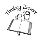 Theology Brewers Logo - Black by Faith Brewer