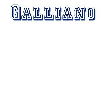 Galliano by CreativeTs