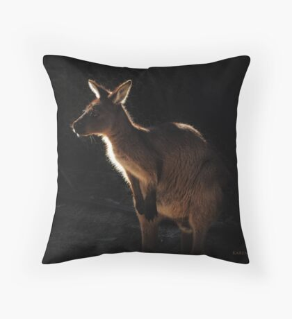 Roo Throw Pillow
