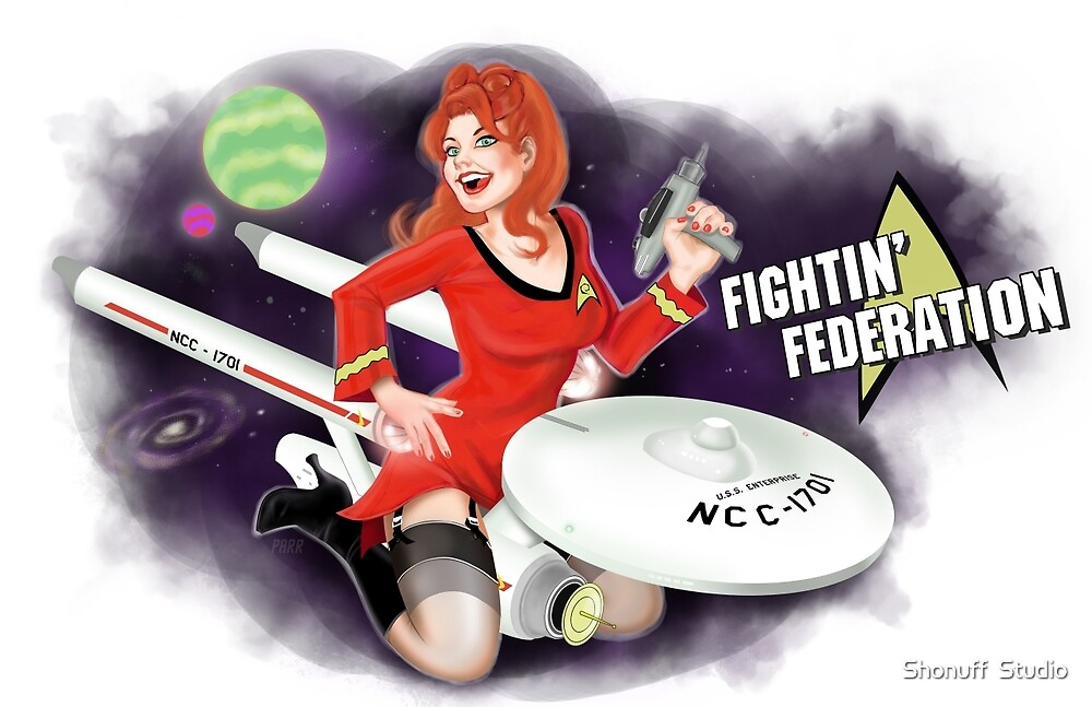 Fightin' Federation! by Shonuff  Studio