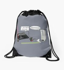 I am your father! Drawstring Bag