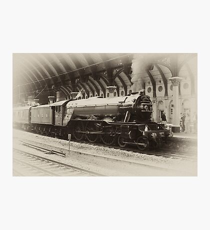 Flying Scotsman Photographic Print
