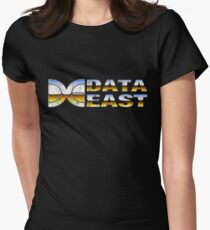 Data East Women's Fitted T-Shirt