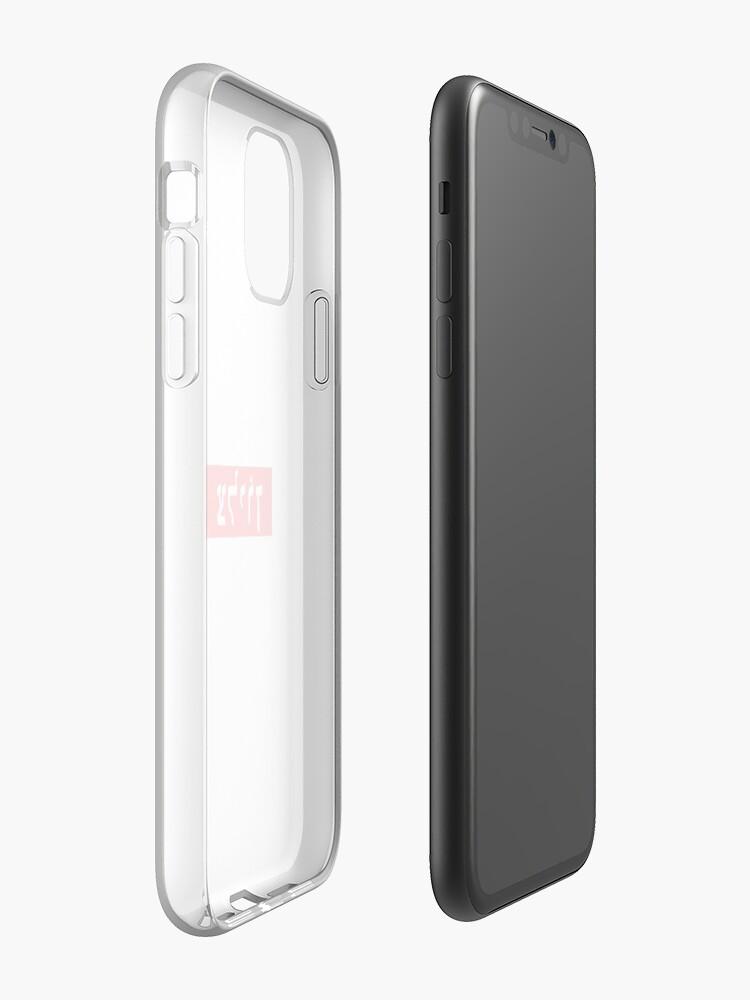 louis vuitton étui iphone 11 pro aliexpress | Coque iPhone «Logo hébreu suprême», par talialif