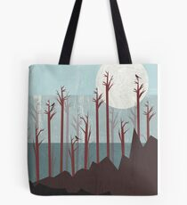 October Tote Bag