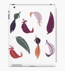 Feather Fall - Berry Bash iPad Case/Skin