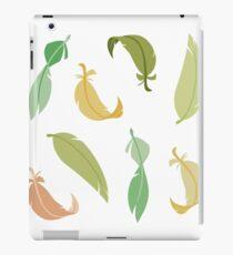 Feather Fall - Botanical Bonanza iPad Case/Skin