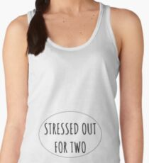Stressed Out For Two Women's Tank Top