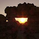 Sunset in Madagasa by maureenclark