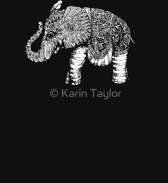 Elephant Baby by Karin Taylor