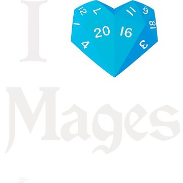 I Heart-20 Mages by BartsGeekGifts