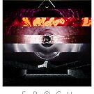 EPOCH II - Cycle (white) by Ash Thorp
