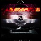 EPOCH II - Cycle (black) by Ash Thorp
