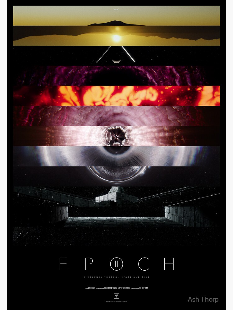 EPOCH II - Cycle (black) by ashthorp