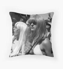 Cannes Film Festival, La Croisette Throw Pillow