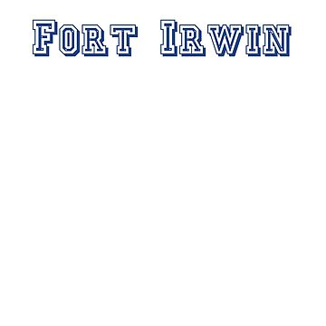 Fort Irwin by CreativeTs