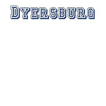 Dyersburg by CreativeTs