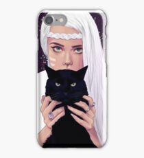 She had Stars in Her Eyes iPhone Case/Skin