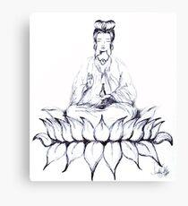 KUAN YIN - Bodhisattva of Love & Compassion Canvas Print
