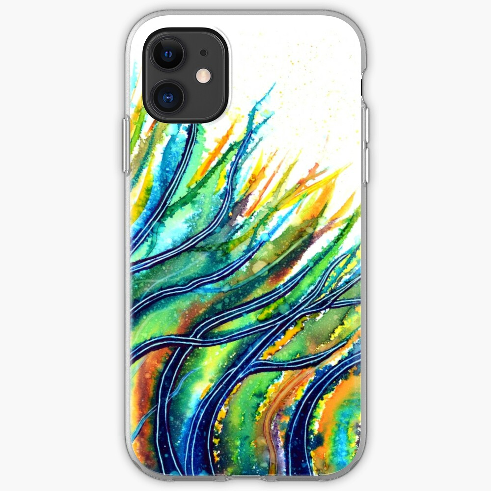 Rainbow Grass iPhone Case & Cover