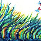 Rainbow Grass by Linda Callaghan