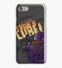 It Came From A Cube!!! iPhone Case/Skin