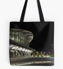 Darwin Convention Centre at Night 2 Tote Bag