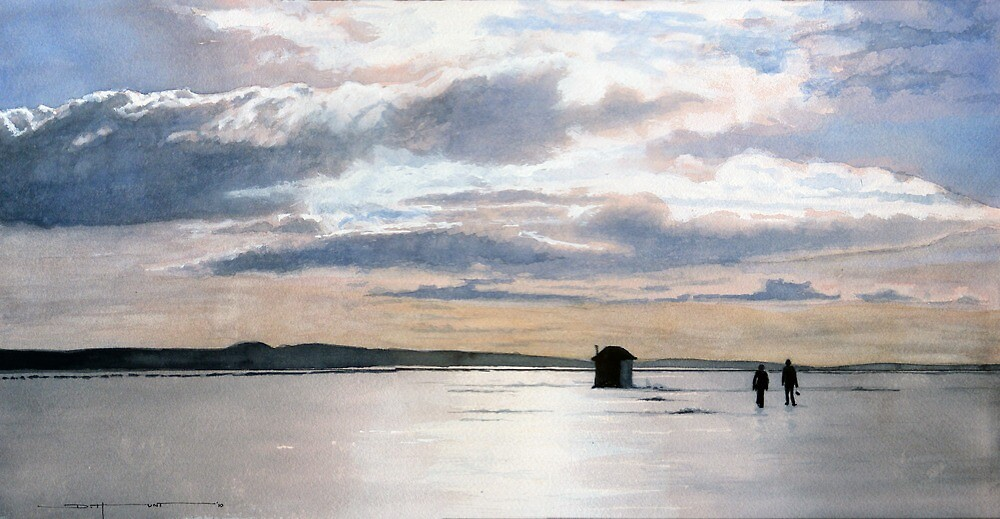 Heading Home by Douglas Hunt