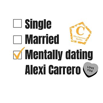 Dating Alexi by LTMarshall