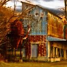 Industrial Decay by Lois  Bryan