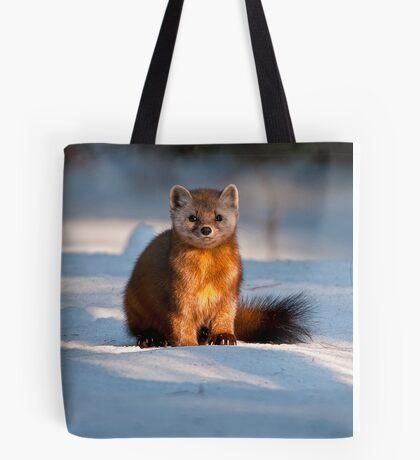 Pine Marten Tote Bag
