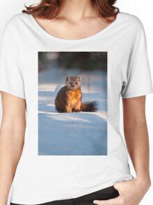 Pine Marten Women's Relaxed Fit T-Shirt