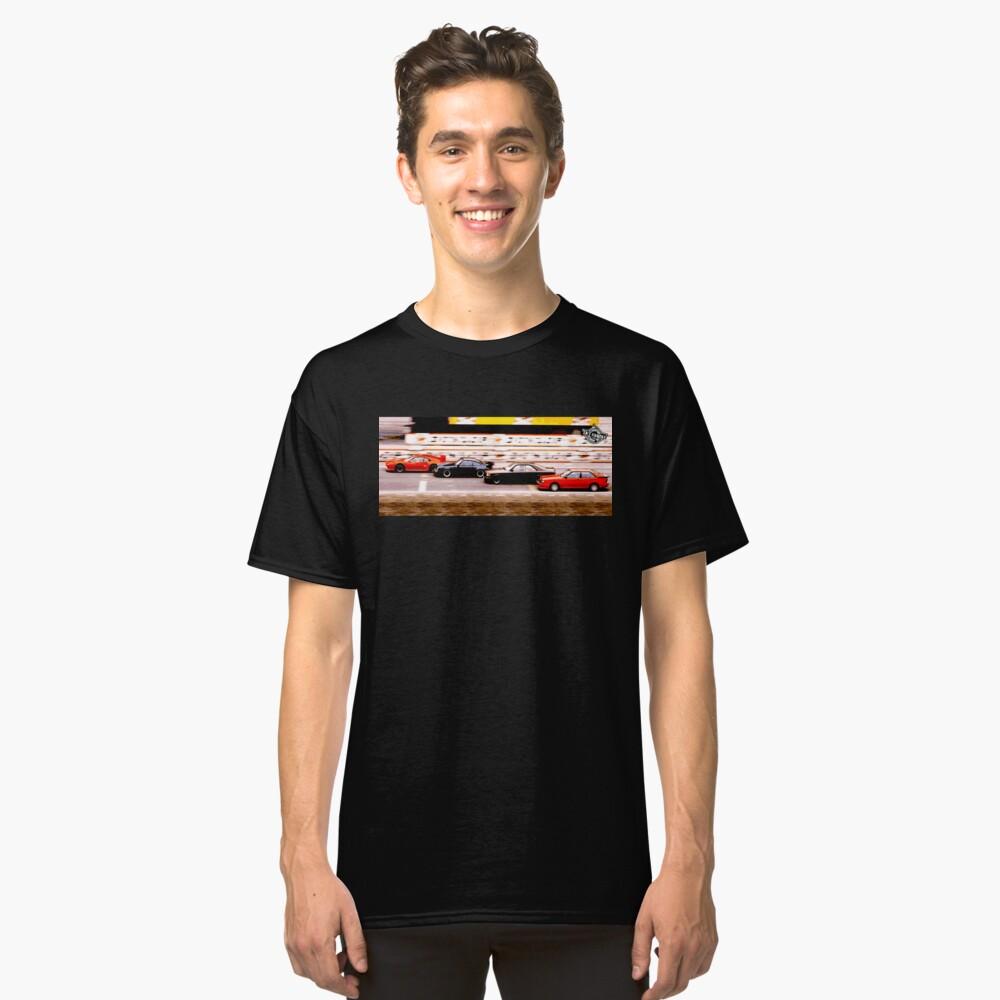 Devant T-shirt classique ''DLEDMV : Youngtimer Run '