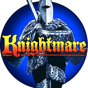 Knightmare - Fright Knight Trophy  by RetroTrader