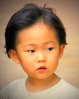 Young Boy by maureenclark
