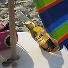 Corona on the Beach by Elspeth  McClanahan