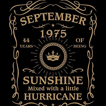September 1975 Sunshine Mixed With A Little Hurricane by lavatarnt